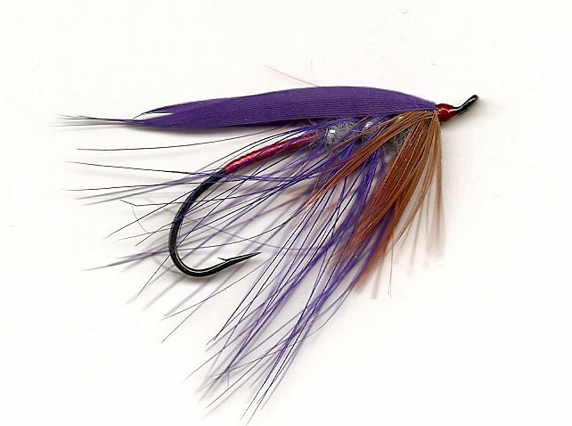Purple Heart Spey